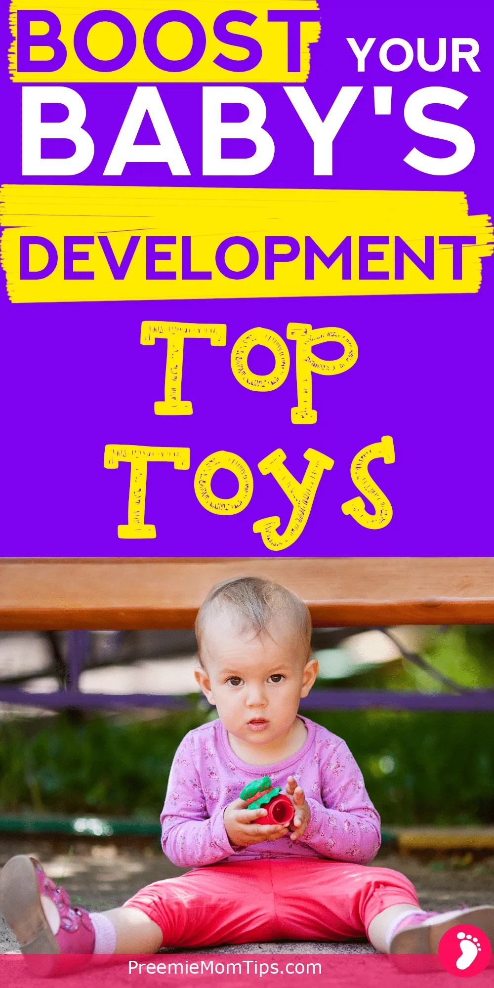 Every moms must-haves for their baby's development. Check out these amazing developmental toys to give your little one's brain, sense, and muscles, a big boost!