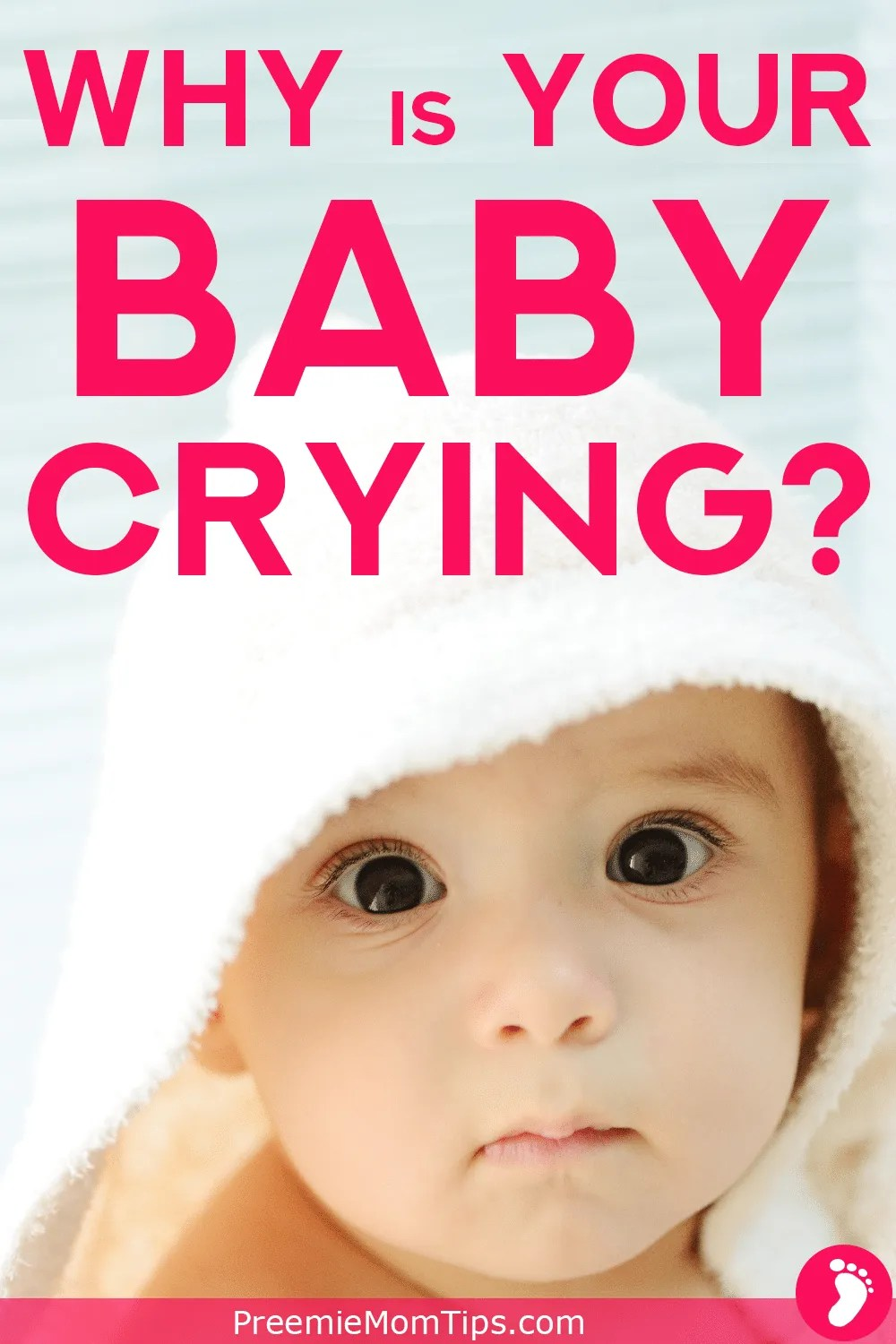 Speak baby language! Soothe your new baby by understanding exactly what he is telling you when he cries! Become a super parent today!