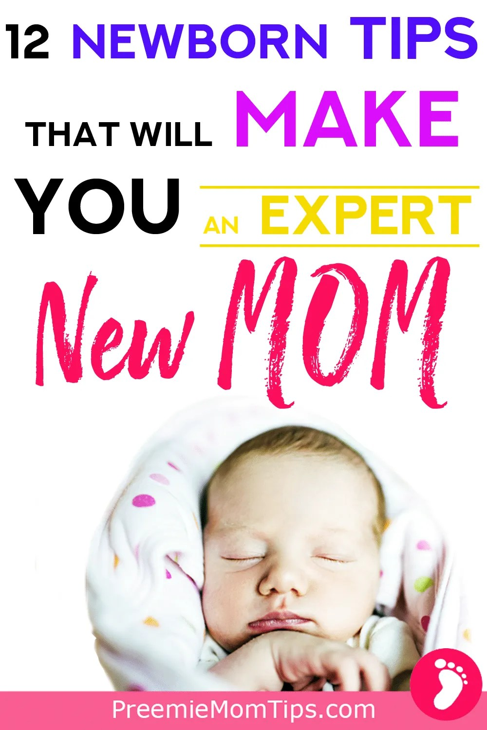 Newborn care tips you definetly need to know to becoming a parenting expert from day 1!