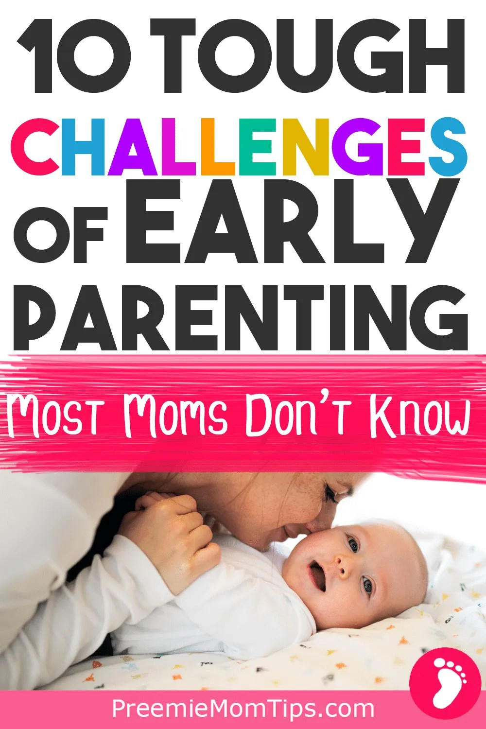 Are you a new mom? Did you know that most first time moms don't know about the most common challenges of having a new baby? If you're pregnant or you just had a baby, you need to read this.