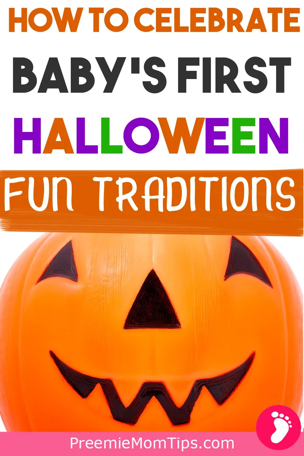 Don't miss out on celebrating your baby's first Halloween! From adorable costumes to my favorite crafts, here are my top 10 ways of enjoying your baby's first Halloween