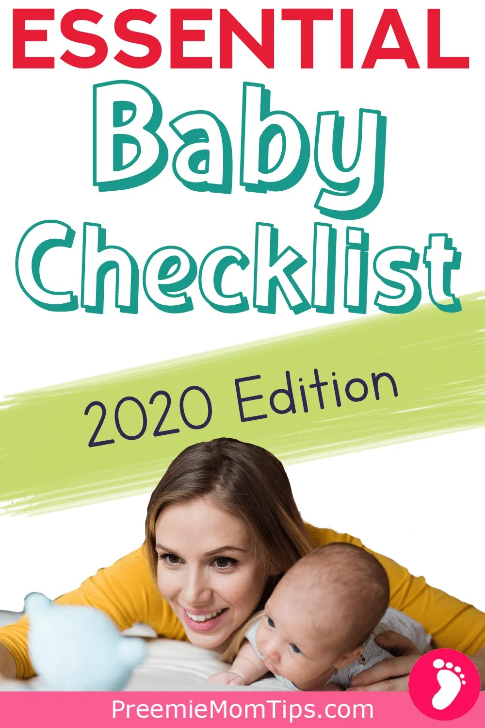 Don't miss out on the best and essential baby products for your new baby! Start your baby registry the right way with this checklist of the absolute essentials.