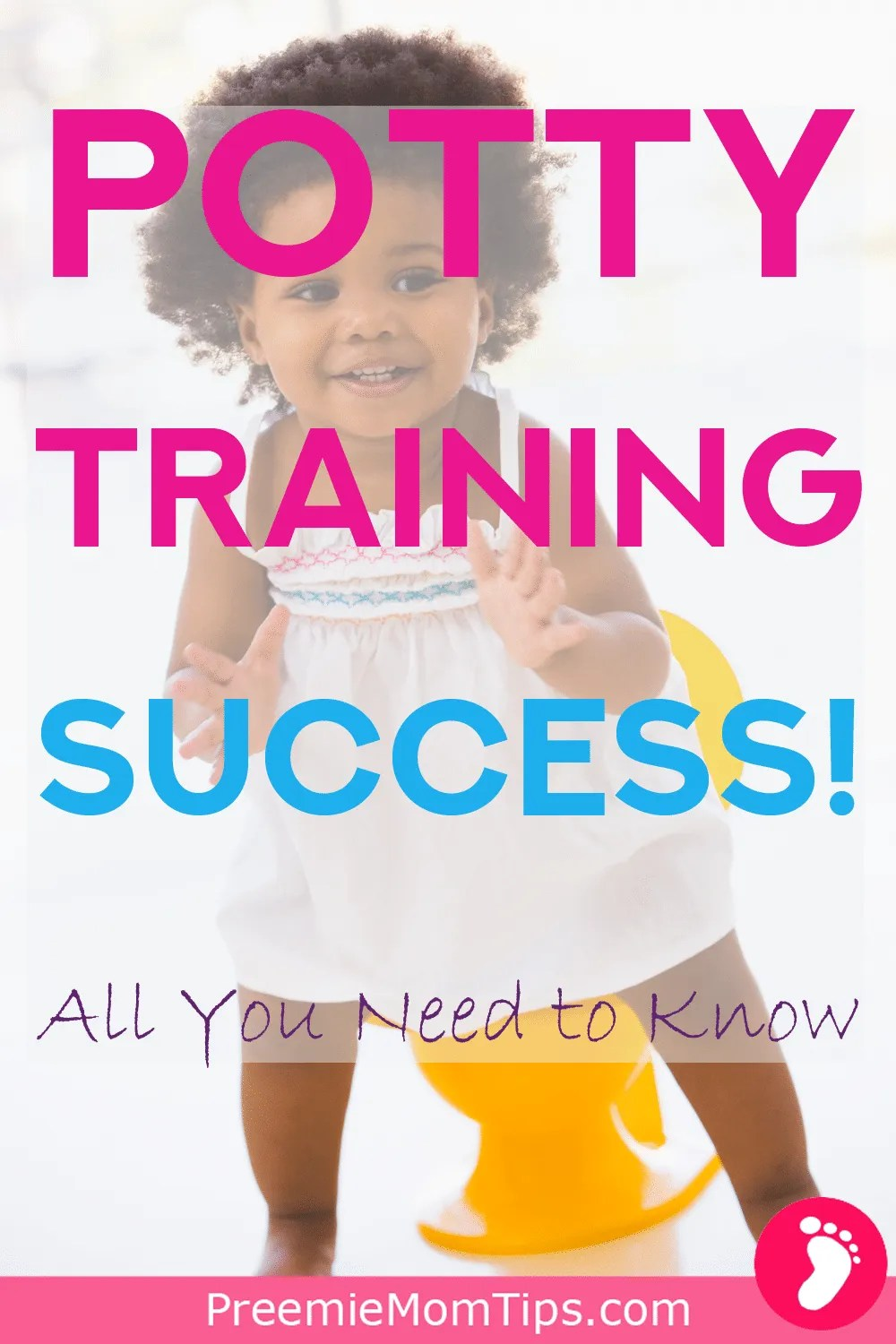 Check out this comprehensive and practical guide on potty training. How to know your toddler is ready for potty training, what mistakes to avoid as a new mom, what worked for us, and what didn't! Learn it all!