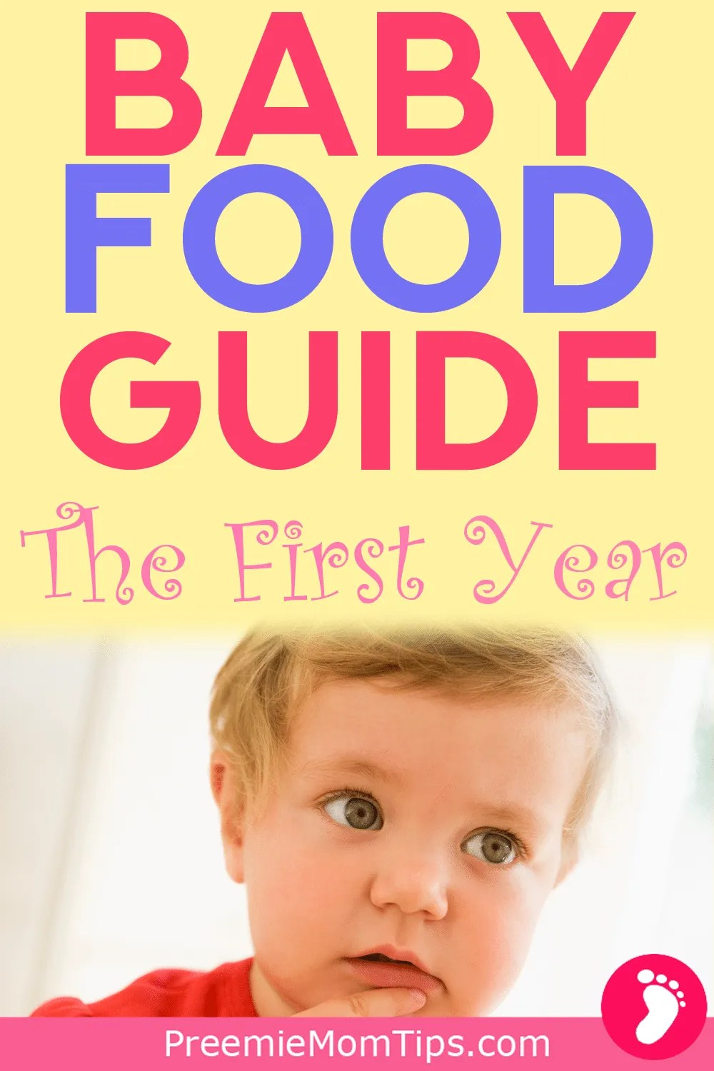 How do you know your baby is ready to start eating solids? What should you feed your baby duiring the first year? Check out all you need to know as a new parent when it comes to feeding your baby!