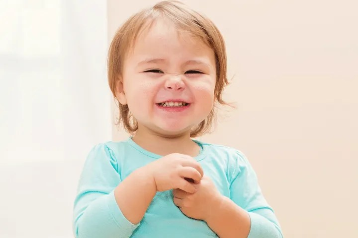 What to expect when potty training: Manipulation