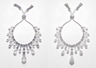 Jodhpur necklace (front and back) from the Bleu de Jodhpur by Boucheron