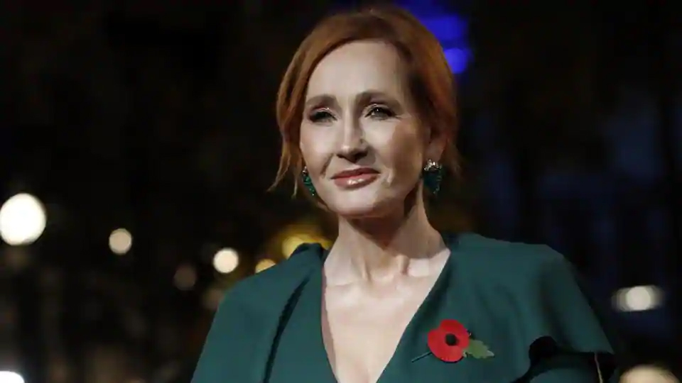 JK Rowling returns award from group linked to Kennedy family after organisation's prez criticises her transgender comments