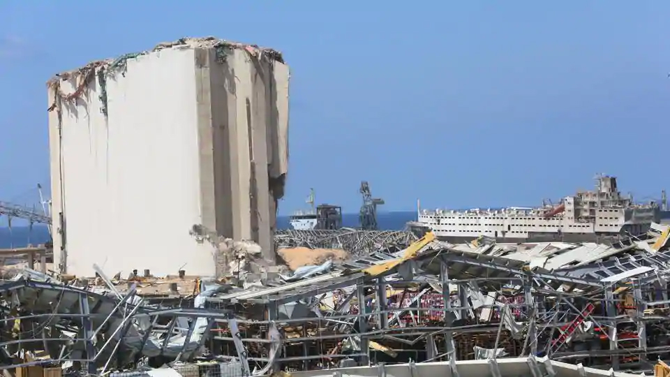 The head of Lebanon's customs authority was formally arrested on Monday after being questioned over the massive explosion in Beirut earlier this month, the state-run National News Agency reported. The investigation is focused on why nearly 3,000 tons of explosive ammonium nitrate was being stored at the city's port. The ignition of the stockpile caused an explosion that tore through the capital, killing at least 180 people and wounding 6,000. Thirty people are still missing after the August 4 blast, which caused an estimated USD 10 billion to USD 15 billion in damage. More than 70,000 workers are believed to be unemployed due to the explosions, U.N. spokesman Stephane Dujarric said Monday, on top of 220,000 people estimated to have lost their jobs as a result of the financial crisis that began last October last year and those left jobless by the Covid-19 pandemic.