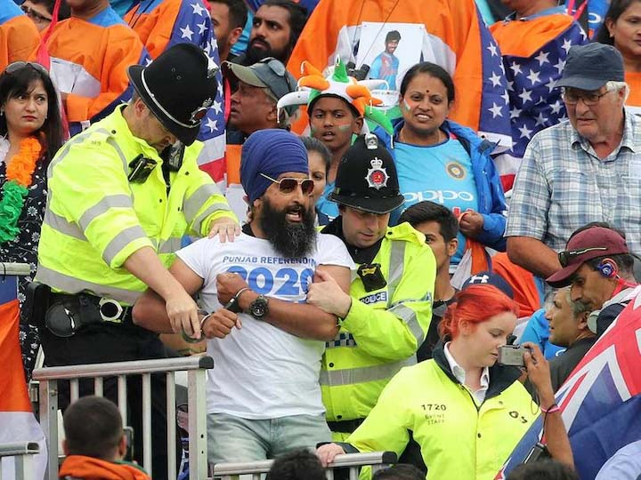 Khalistan fantasy exists due to Pak support: Think tank report author