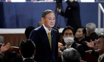 Yoshihide Suga to succeed Shinzo Abe as Japan's prime minister