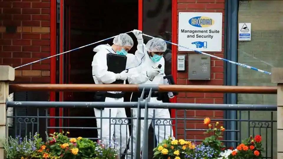 UK police arrest man over string of stabbings in Birmingham