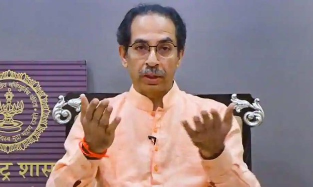 Governor BSKoshyari asked Uddhav Thackeray if he had turned secular. He delivers a biting response