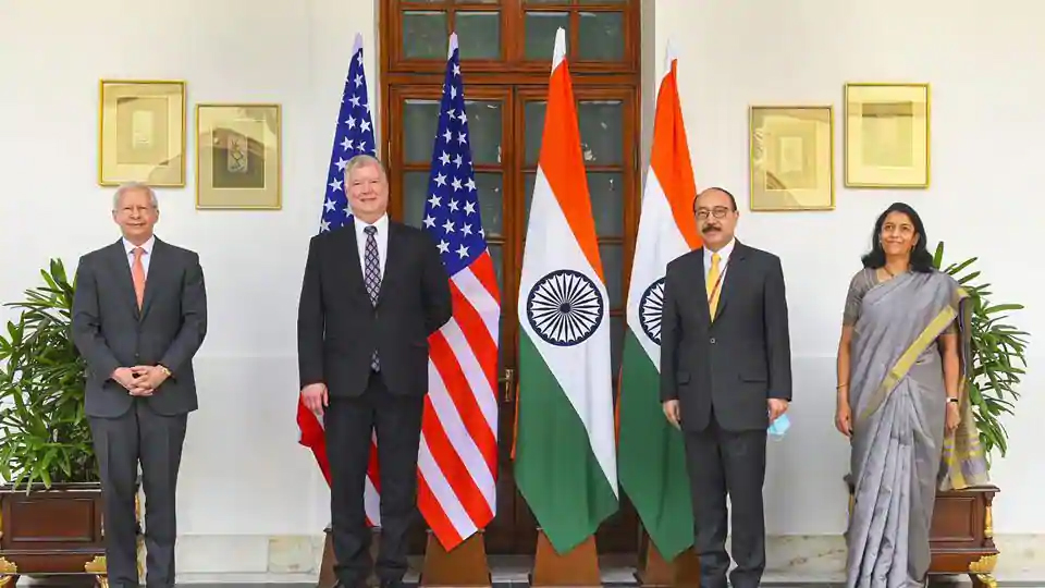 India-US ties bright regardless of who wins White House:Official