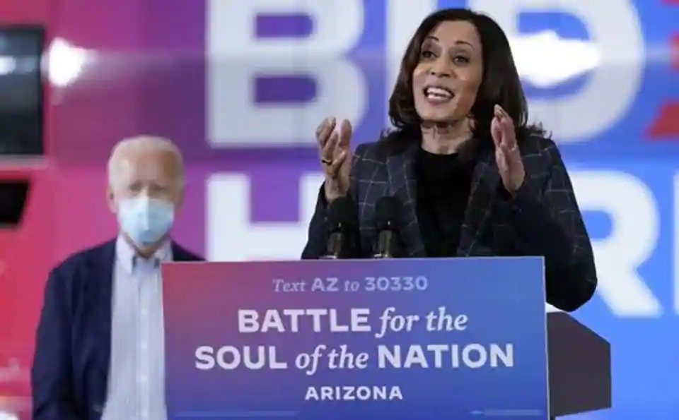 From dosas to racist and sexist remarks: The making of vice president-elect Kamala Harris