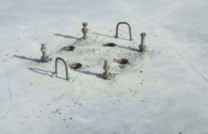 foto de cimentación mixta con peikko y vainas