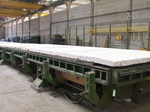 Molde de Fabricación de paneles prefabricados