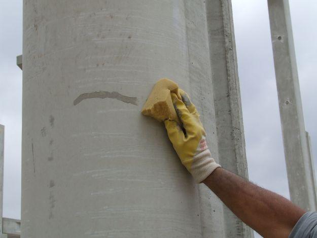 Reparadores, uno de los equipos de apoyo al montaje de prefabricado