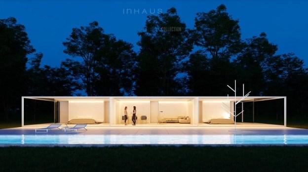 ejemplo de construcción industrializada de diseño