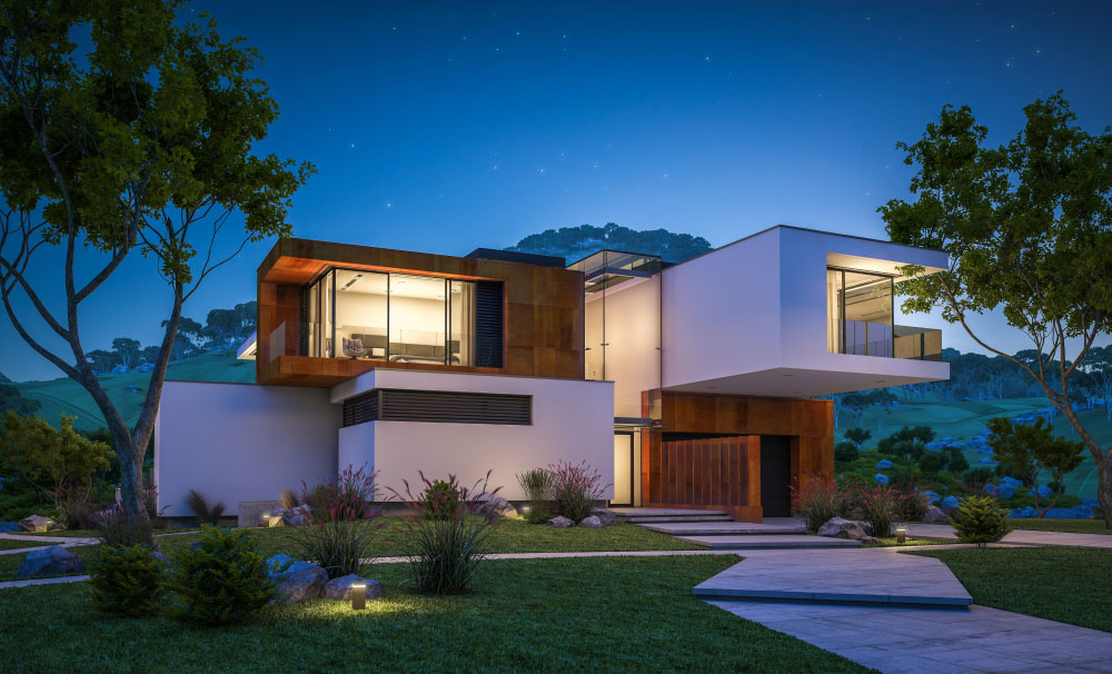 What are the characteristics of modern house design ... on Modern Style Houses  id=79545
