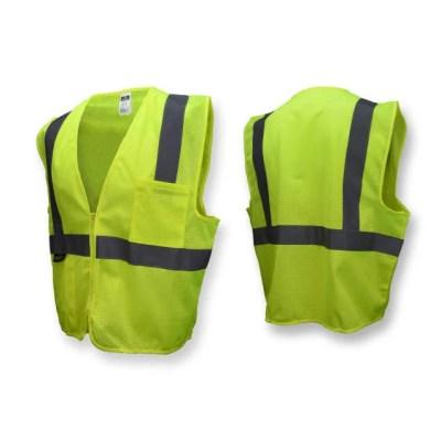 Economy Class 2 Safety Vest