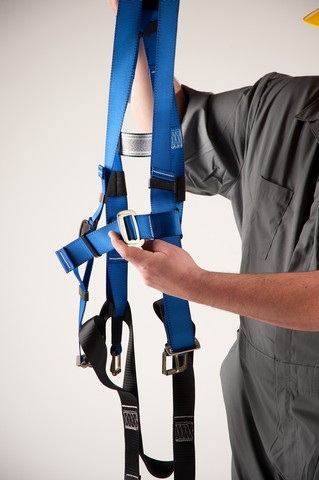 Knowing When to Discard Your Harness and Lanyard