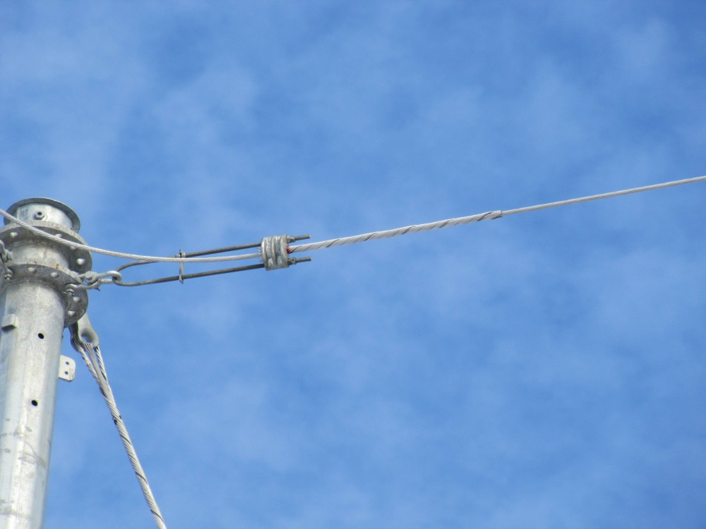 Aerial Cable Installation