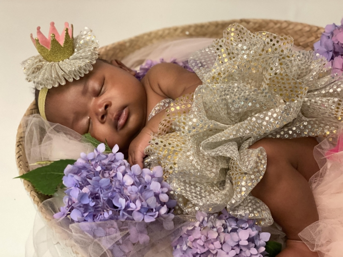Beautiful Baby Born After Mom Changes Her Mind in the Middle of the Abortion
