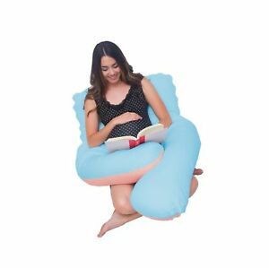 Meiz U Shaped Body Pregnancy Maternity Pillow