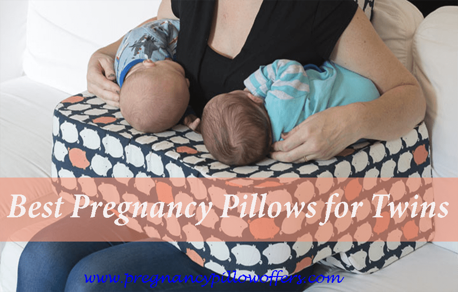 Best Pregnancy Pillows for Twins You Can Buy in 2020