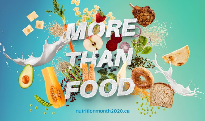 More than food graphic