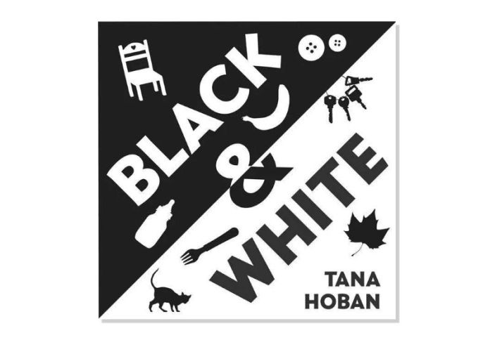 black and white books for babies