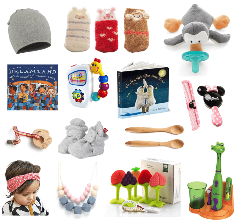 Best stocking stuffers for babies.