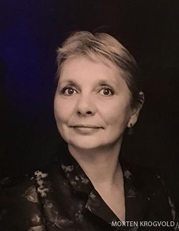 Rita Nilsen, portrettfoto av forfatter
