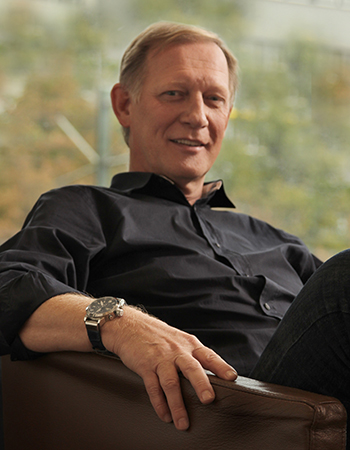 Marc van Maris, portrettfoto av forfatter
