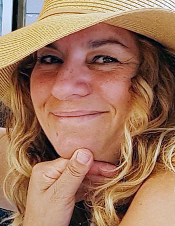 Merethe Jaquesson, portrettfoto av forfatter