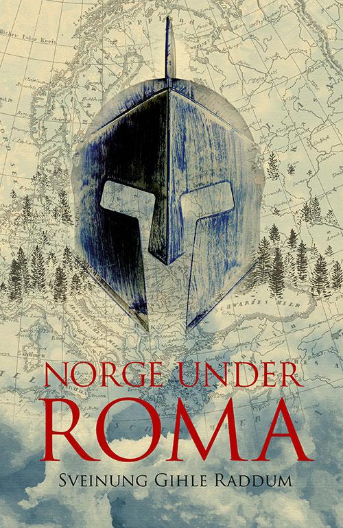 Omslag bok Norge under Roma