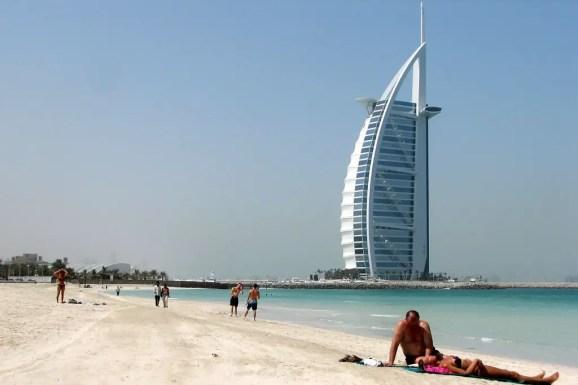 Dubai con niños