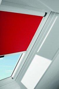 """ROTO-Innenrollo Exclusiv für Fenstergröße 05/07 """"Baureihe 73_H (Holz) 1-R06 dunkelgrau"""""""
