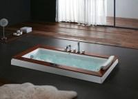 luxus Whirlwanne Whirlpool Badewanne von Wellgems U261A