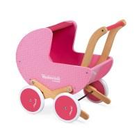 Mademoiselle Puppenwagen (Holz)