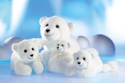 Eisbär Knut Knuddel