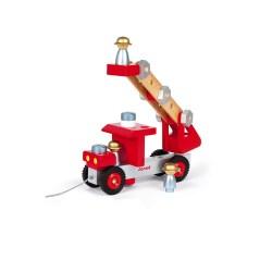 Werkzeug-Feuerwehr zum Zusammenbauen (Holz)