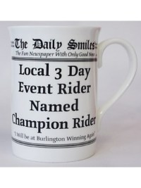 Daily Smiles Champion Bone China Becher