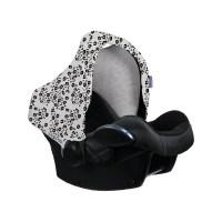 Dooky Hoody - Sonnenverdeck für Babyschalen / UPF 50+ / Leopard