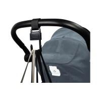 Dooky Universal Clip - Kinderwagenhaken für Taschen / Clip