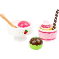 Eiscreme-Set Kinderküche