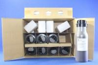 HP C5626A Toner Black u. Waste HP 5000 8er-Pack -Bulk