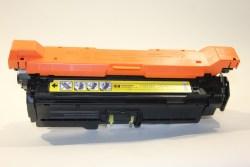 HP CE252A Toner Yellow CP3525 / CM3530 -Bulk