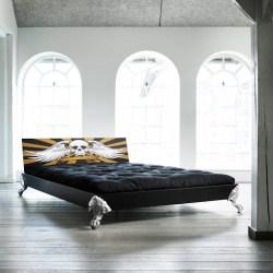 Karup EAGLE Massivholzbett Scull 140 x 200 cm