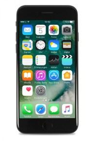 Apple iPhone 7 - 128 GB LTE / 4G - 4,7 Zoll Smartphone - schwarz